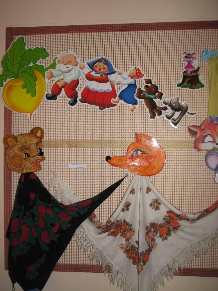 Картинки кукольный театр в детском саду своими руками 75